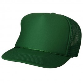 Foam Mesh Cap-Kelly Green