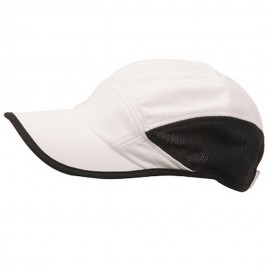 Side Mesh Polyester Casual Cap
