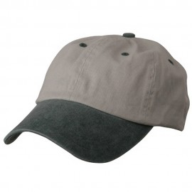 Pigment Dyed Wash Cap-Beige Green