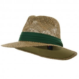 Safari Straw Hat with Band