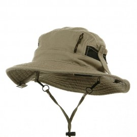 Canvas Fisherman Hat