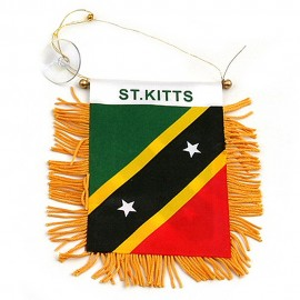 World Mini Banner-St Kitts