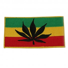 Rasta Flag Patch