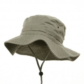 Fishing Hat (02)-Beige