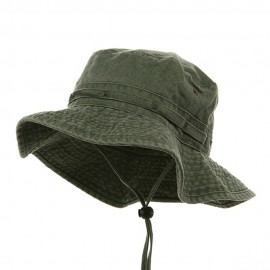 Fishing Hat (02)-Olive