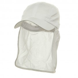 Flap Hats (01)-White