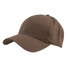 New Low Profile Organic Cotton Cap - Brown