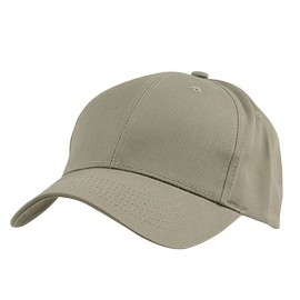 New Low Profile Organic Cotton Cap - Olive
