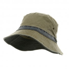 Reversible Hat-Khaki Navy