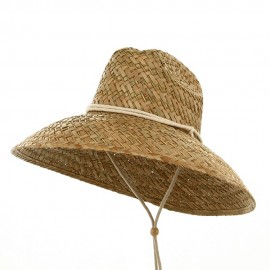 Wide Brim Straw Hats