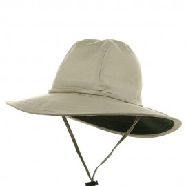 SPF 50+ Sun Protection Trail Hat-Oatmeal