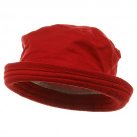 Washed Twill Fashion Hat