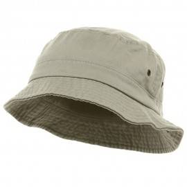 Washed Hats-Beige