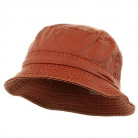 Washed Hats-Orange
