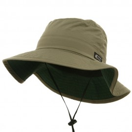 UPF 50+ Supplex Explorer Outdoor Hat-Khaki