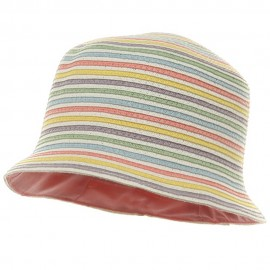 Girl Straw Hat-Color