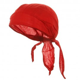 Solid Color Series Head Wraps-Red