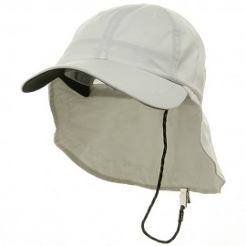 Microfiber Cap with Flap
