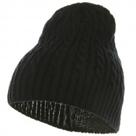 Twister Skully Beanie - Navy
