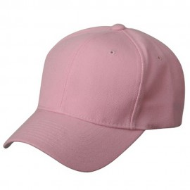 Brushed Caps - Pink