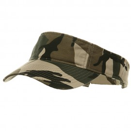 Military Visor-Safari