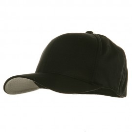Extra Big Size Flexfit Caps -Black