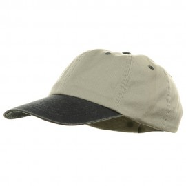 Youth Pigment Dyed Washed Cap