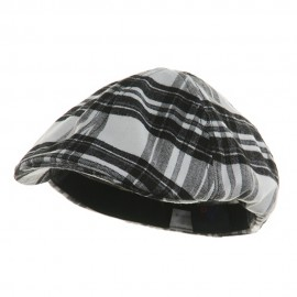 Plaid Design Ivy Cap