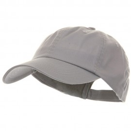 Low Profile Pet Spun Washed Cap