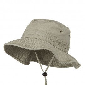Youth Fishing Hat (2) - Beige