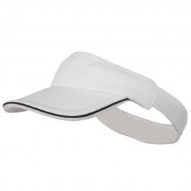 Knitting Stretchable Fitted Visor