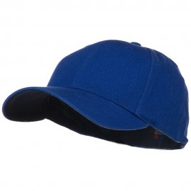 Low Profile Washed Flex Cap - Royal
