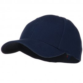 Low Profile Washed Flex Cap - Navy