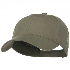Low Profile Light Weight Pet Spun Cap - Olive