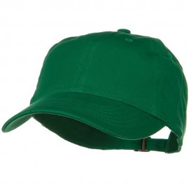 Low Profile Light Weight Brushed Cap - Kelly Green