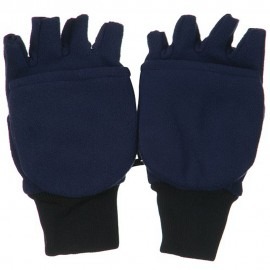 Micro Fleece Glove Mitt - Ink