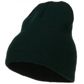 Stretch Heavy Wool Military Beanie