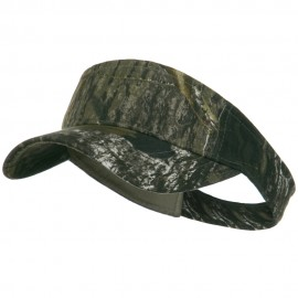 Washed Garment Visor - Mossy Oak