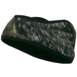 MUR Pola Fleece Headband-Mossy Oak