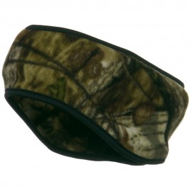 Light Weight Fleece Camo Head Band