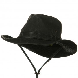 UPF 50+ Weathered Cotton Outback Hat