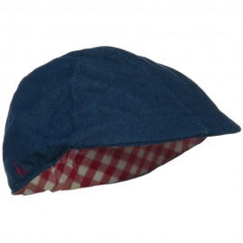Child Denim Duckbill Cap