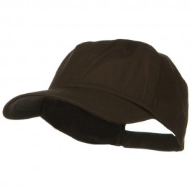 Waxed Cotton Canvas Low Profile Cap