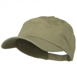 6 Panel Washed Polo Cap