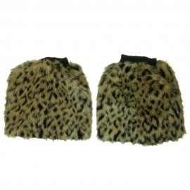 Critter Faux Fur Leg Warmer