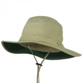 Outback Sun Protection Hat- Khaki