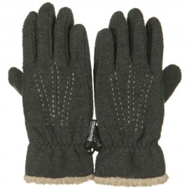Three Pleat Lady Microfleece Glove