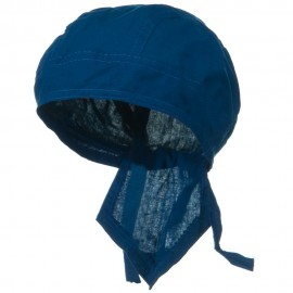 Solid Color Series Head Wraps-Navy