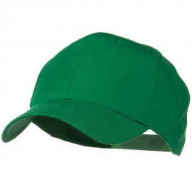 Solid Cotton Twill Pro Style Cap - Kelly
