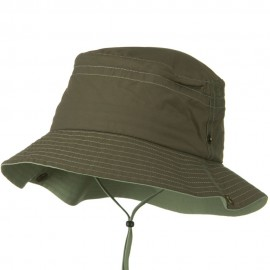 UV 50+ Sun Protection Talson Bucket Hat - Brown Khaki